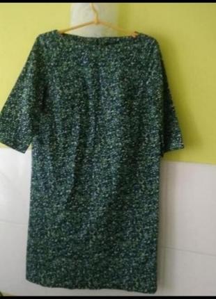 Платье cos прямого кроя