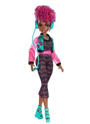 Кукла Mattel Команда Диких Сердец Кори Круз, музыкант