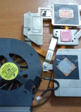 Система охлаждения для HP dv6 532614-001