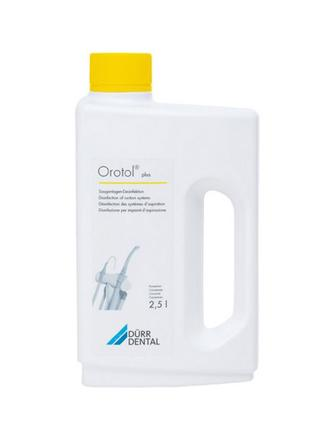 Orotol Plus концентрат для дезінфекції аспіраційних установок