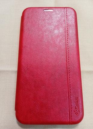 Чехол книжка Gelius для Samsung A305 (A30) красный