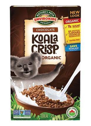 Органические завтраки envirokidz