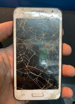 Мобильный телефон Samsung g355h под ремонт или на запчасти