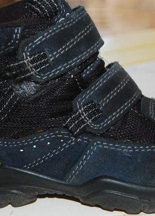 Ecco зимние ботинки 27 размер
