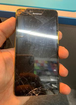 Мобильный телефон Lenovo k30-t под ремонт или на запчасти