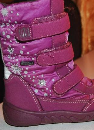Зимние ботинки  richter 27 размер