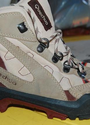 Деми ботинки quechua 38 размер