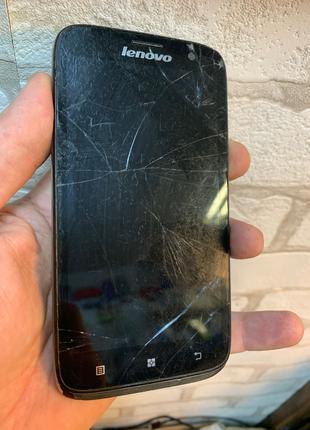 Мобильный телефон Lenovo A859 под ремонт или на запчасти