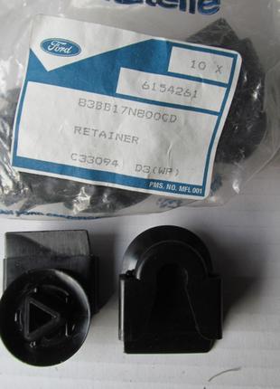 Клипса Пистон бокового крепления бампера Ford Scorpio