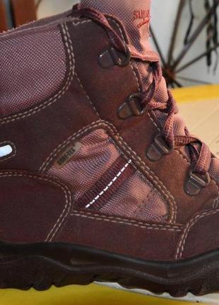 Зимние ботинки superfit 30 р