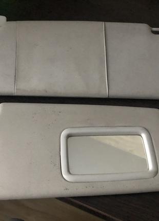 солнцезащитные козырьки VW Гольф 3 ( 2 шт. )