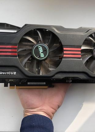 Видеокарта Asus GeForce GTX 680 2 GB