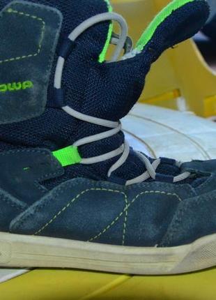 Зимние ботинки lowa 33 размер