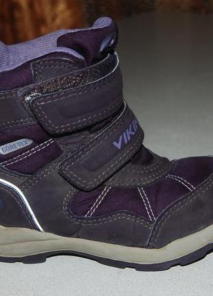 Зимние ботинки viking 27 размер