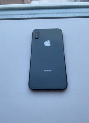 IPhone X, 256 gb идеальный