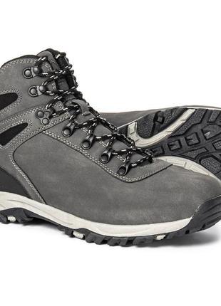 High sierra lorenzo ii серые ботинки оригинал 28.9 43.5 44