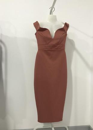 Платье 12 р. boohoo стрейч