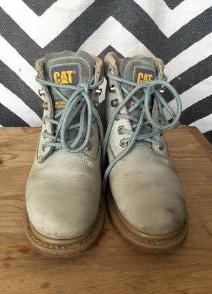 Ботинки сапоги caterpillar