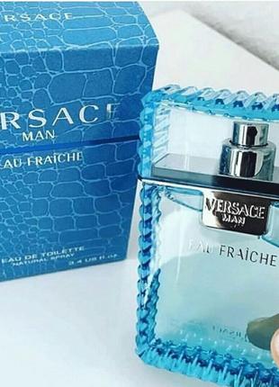 100 мл Versace Man Eau Fraiche ( м)