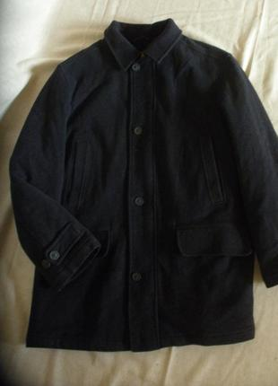 Теплое удобное короткое пальто пальто куртка осень-зима шерсть...