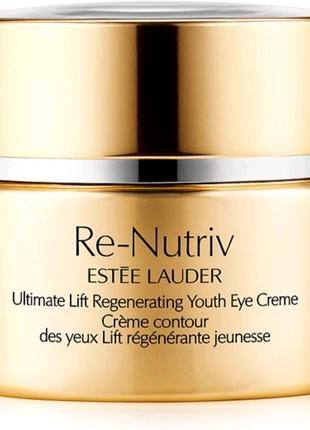 Крем для глаз Estee Lauder Re-Nutriv Ultimate Lift Regenerating