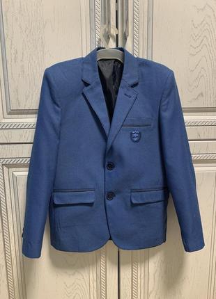 Жакет мальчику, пиджак, школьный пиджак