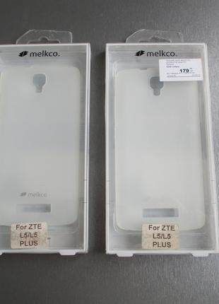 Чехол Melkco для ZTE Blade L5 / ZTE Blade L5 Plus