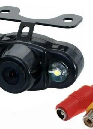 Универсальная камера заднего вида E400 мини-камера в машину парко