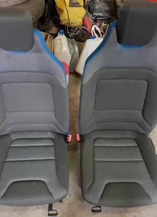 Комплект сидінь BMW i3 2019