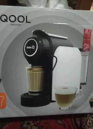 кофемашина Delta Q