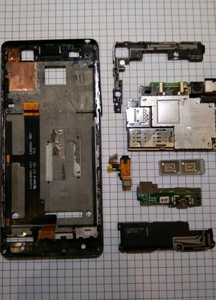Sony Xperia XA F3111 на запчасти