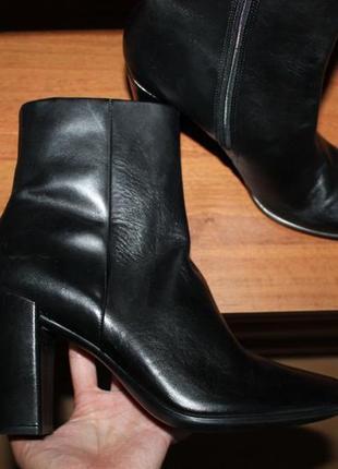 Стильные ботинки ecco (41 размер)