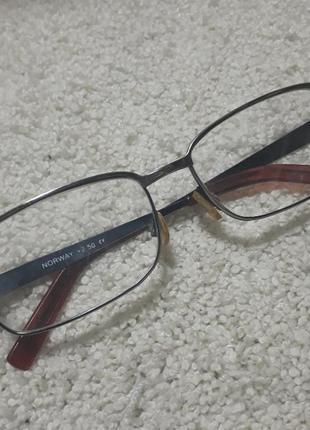 Фирменные качественные очки. norway.