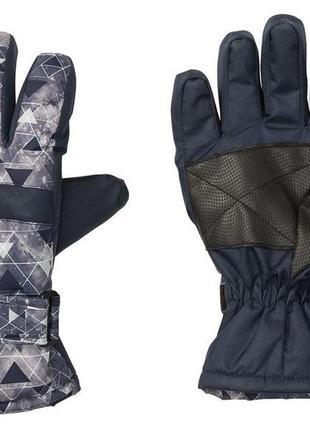 Лыжные термо перчатки crivit, размер 6