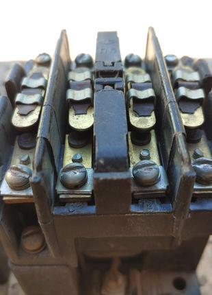 Контактор П6, пускатель магнитный, ток 6.6а, катушка 380в, ссср