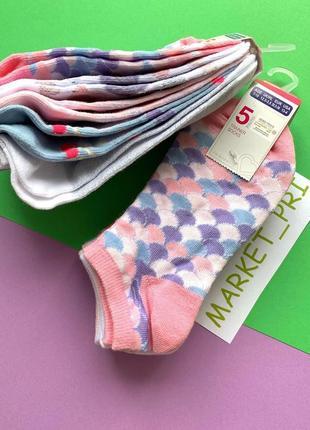 Носки детские примарк для девочек в наличии