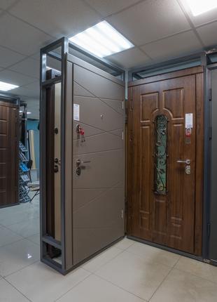 Двери входные в Киеве от производителя