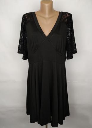 Платье шикарное кружевное большого размера размер xxl