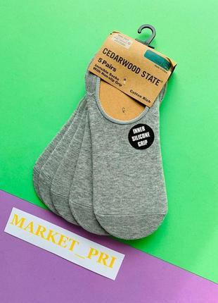 Носки короткие примарк в наличии 5шт в упаковке