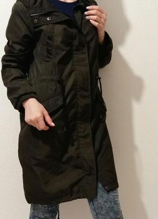 Плащевка куртка