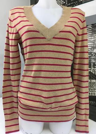 Элегантный,красивый пуловер трендового,бежевого цвета 💣🔥бренд ...