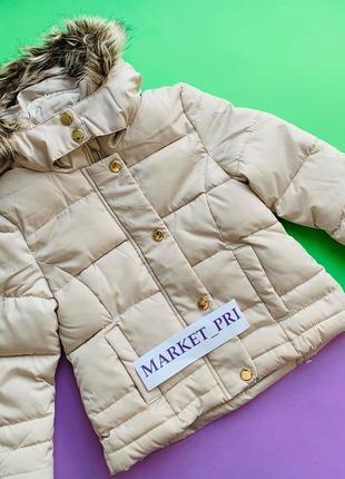 Куртка примарк демисезон для девочек