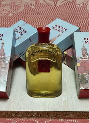 Одеколон Красная Москва, фабрика Новая Заря 1993 год, НОВЫЕ!!!