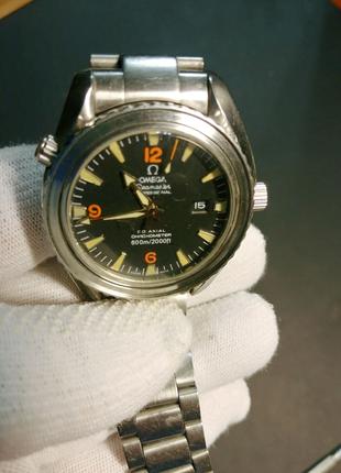 Часы механические Omega Seamaster Planet Ocean