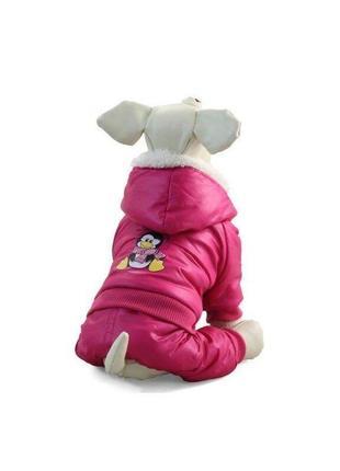 Комбинезон зимний для собак triol xxl, размер 43см