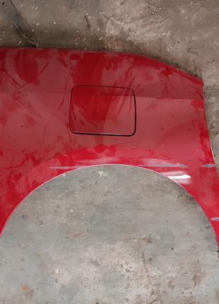 Крило заднє праве з лючком для зарядки BMW i3