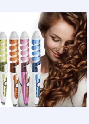 Спиральная плойка Domotec MS-4901 для завивки волос
