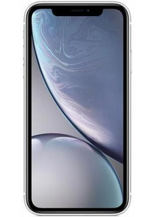Мобільний телефон Apple iPhone XR 128Gb White