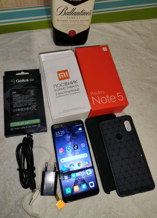 Xiaomi Redmi Note 5  3/32gb.смартфон.