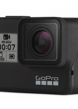 Екшн-камера GoPro HERO 7 Black (CHDHX-701-RW)
